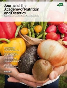 Journal of the Academy of Nutritionand Detetics